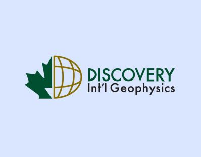 Discovery International Geophysics logo