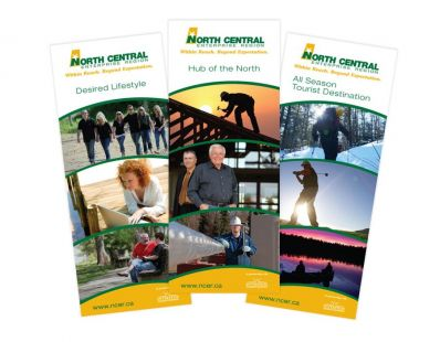 North Central Enterprise Region Tradeshow Popup Banners – created at Tap Communications