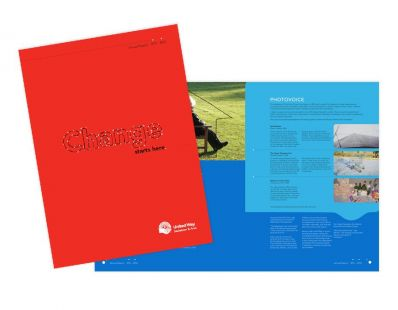 2011-2012 United Way of Saskatoon and Area Annual Report – created at Tap Communications